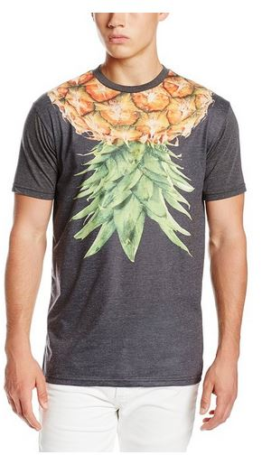 mens pineapple t-shirt