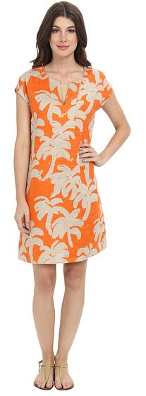 Tommy Bahama Tropical Print Dress