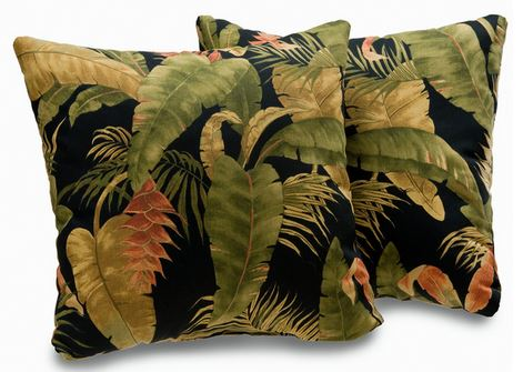 tropical pillows on sale