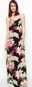 hawaiian print maxi dress on sale