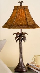palm tree lamp on sale