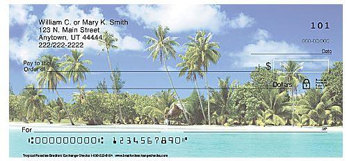 palm tree checks
