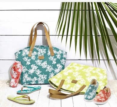 limited edition Hawaiian print Ugg products