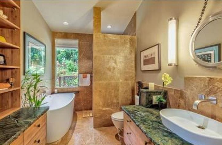 hawaiian bathroom ideas