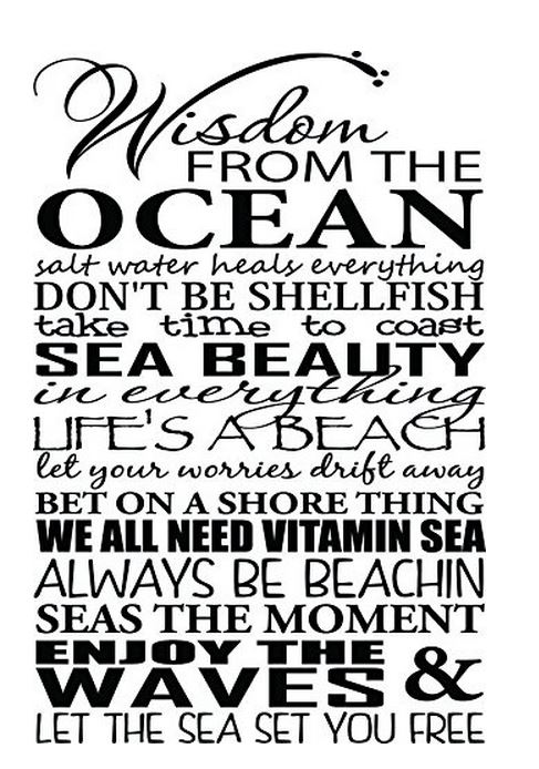 saltwater quotes