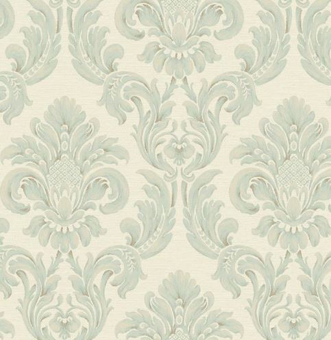traditional pineapple wallcoverings