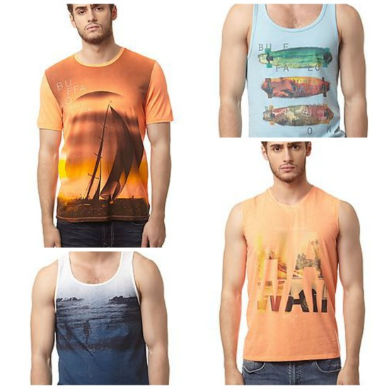 mens surf t-shirts