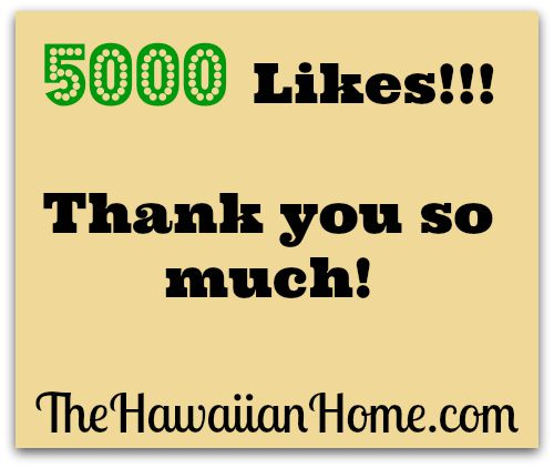 the hawaiian home facebook page