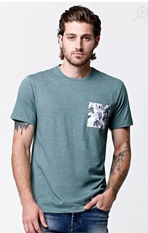 mens palm t-shirt