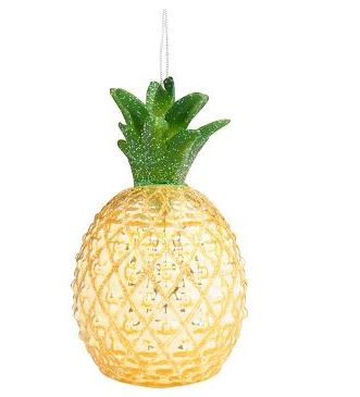 pineapple ornaments