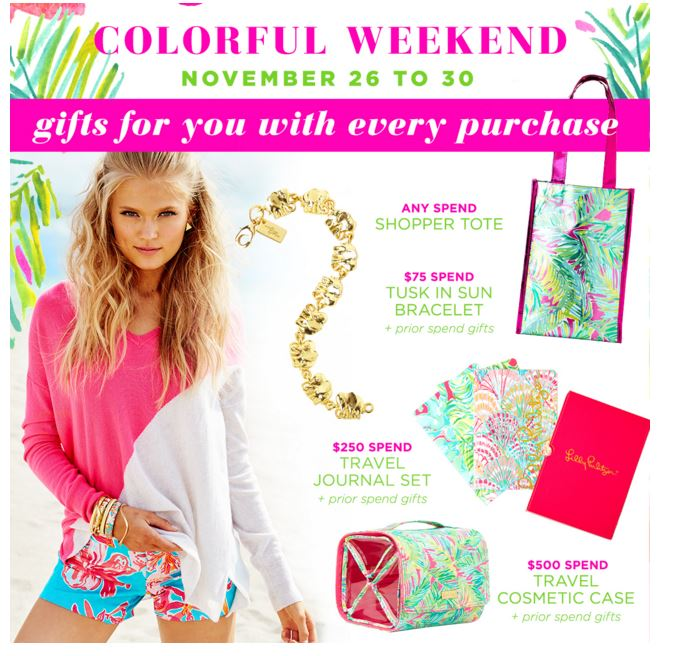 lilly pulitzer black friday sale