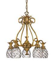 plantation chandelier