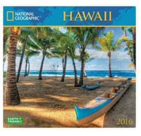 hawaii calendar on sale