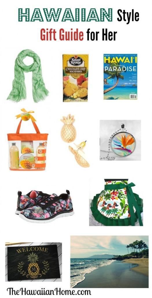 Hawaiian Style Gifts For Her The Hawaiian Home