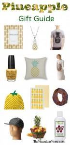 pineapple gift guide