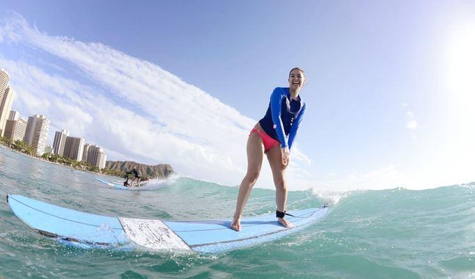 waikiki surf leassons deal