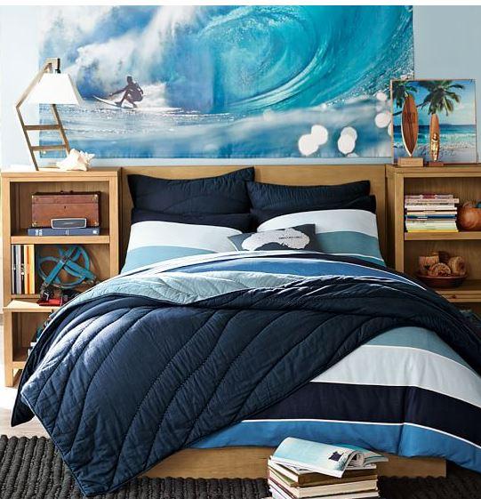 teen waves quilt