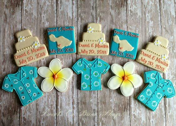 hawaiian wedding cookies