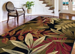 tropical rugs on sale