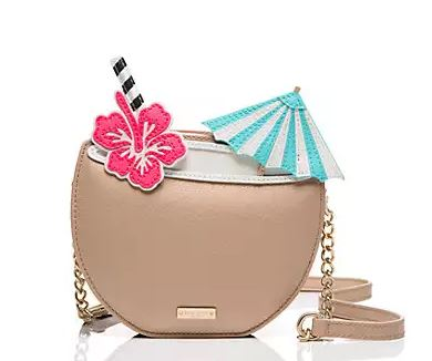 coconut handbag