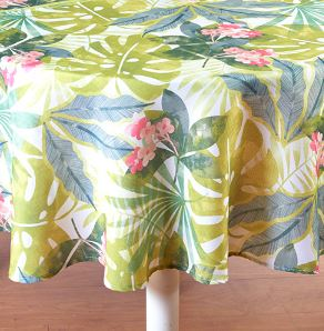 tropical tablecloth on sale