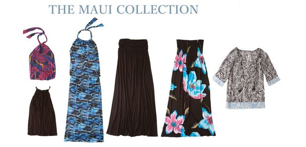 women's clothes for a hawaiian vacation