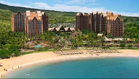 aulani resort oahu