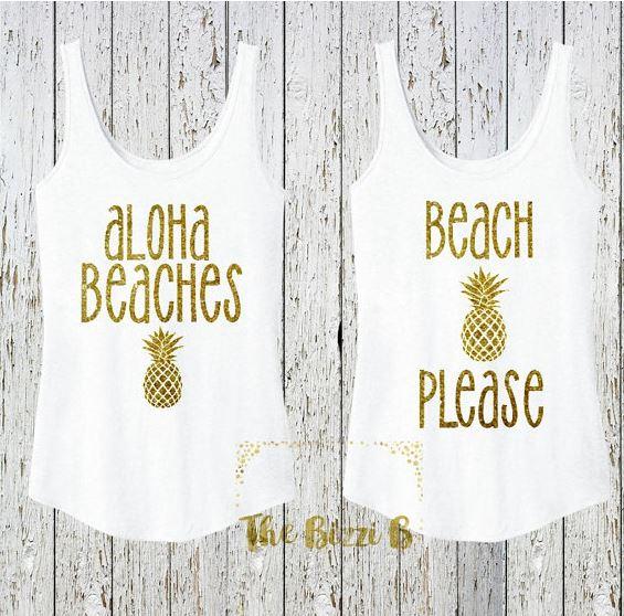 aloha tank tops