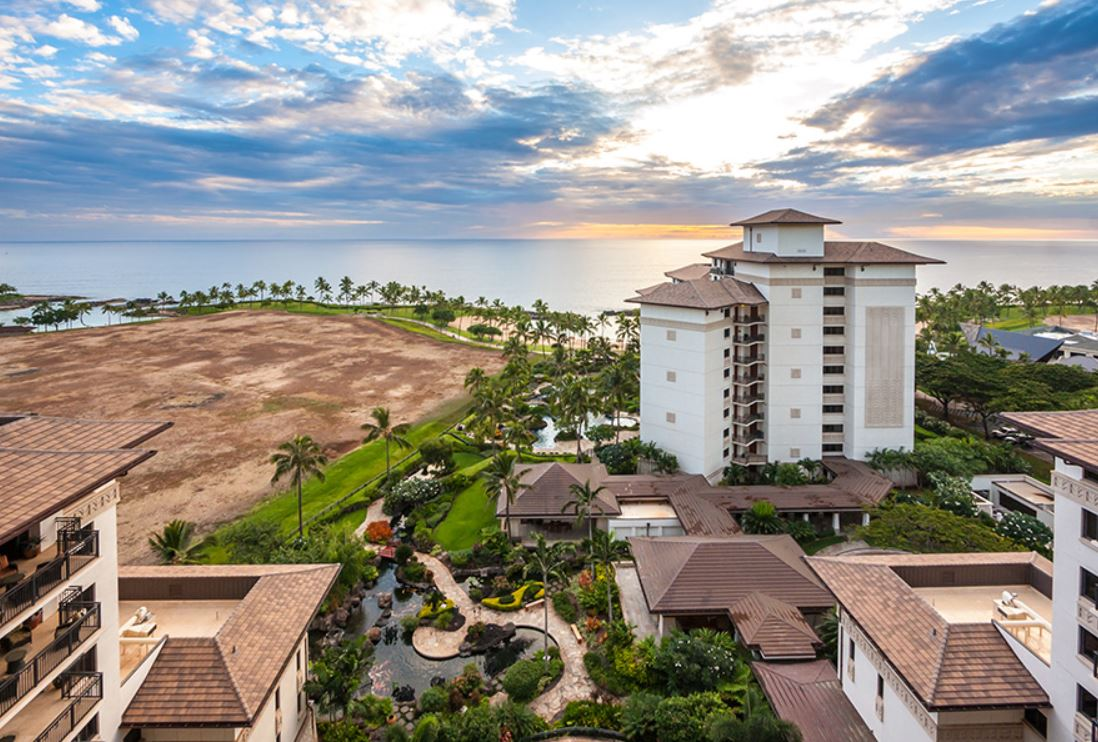 ko'olina oahu beach villas rentals