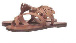 plumeria sandals