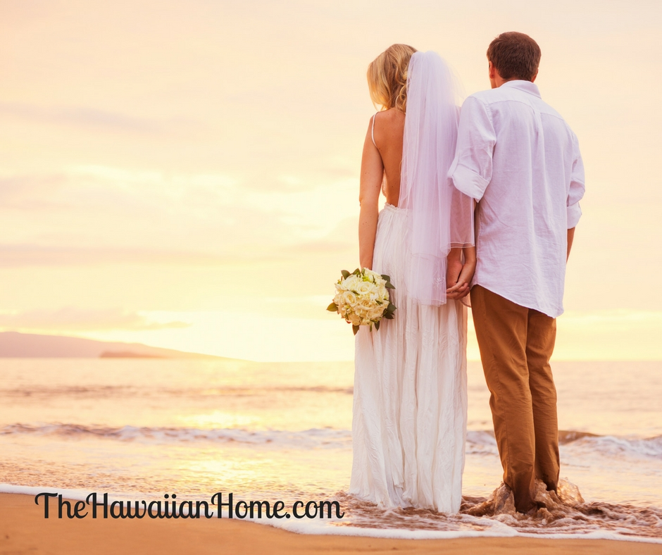 get married on Maui beach