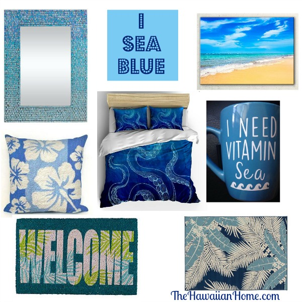 i sea blue furnishings