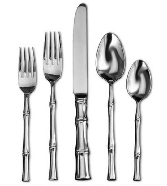 bamboo silverware