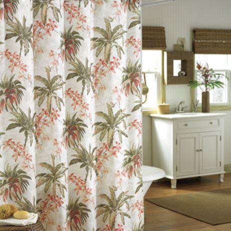 tommy bahama shower curtain