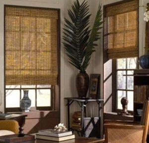 women tropical blinds