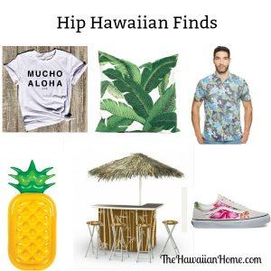 hip hawaiian finds