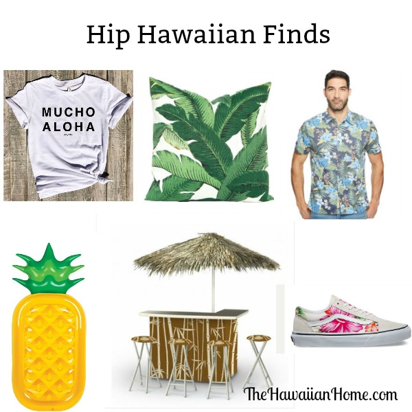 hip hawaiian finds