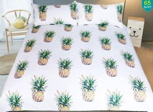 pineapple bedding