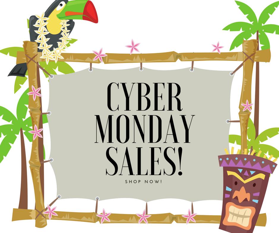 hawaiian cyber monday sales