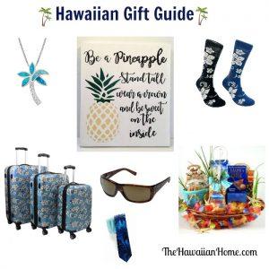 hawaiian gift guide
