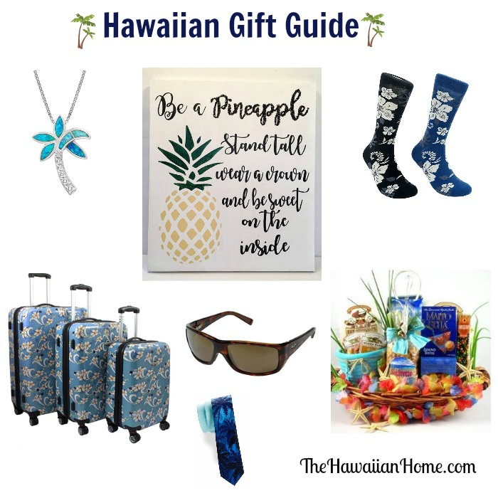 hawaiian gift guide