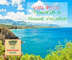 the hawaiian home giveaway