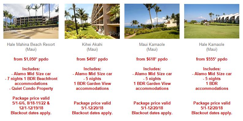 discounted Hawaii condos