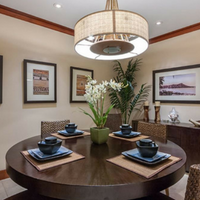 hawaiian dining room