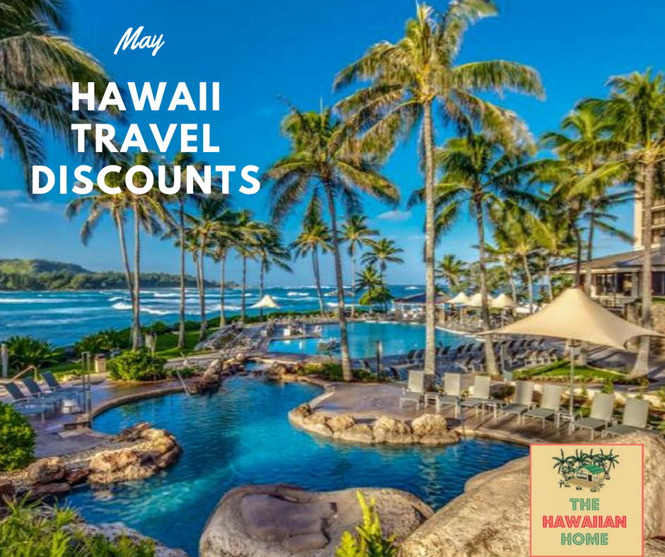 hawaii travel discounts