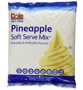 dole pineapple whip mix