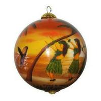 hawaiian christmas accessories