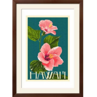 hawaiian wall art