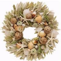 hawaiian wreath