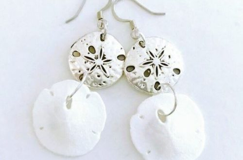 beachy earrings